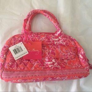 Vera Bradley Lola Hope Toile Handbag